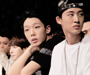 bobby, Ikon, and b.i image