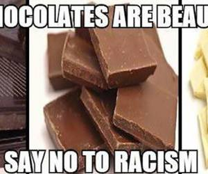 chocolate, funny, and three image