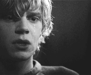 american horror story, evan peters, and tate langdon image