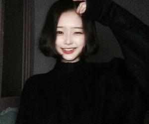 girl, korea, and asian image