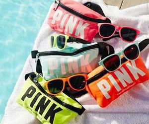 pink, summer, and Victoria's Secret image