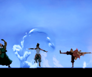 avatar, aang, and atla image