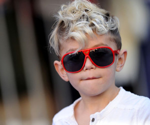 boy and Kingston Rossdale image