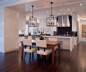 kitchen, luxury, and design image