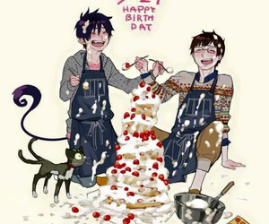 51 images about Ao no Exorcist on We Heart It See more about ao no