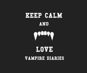 wallpaper and the vampire diaries image