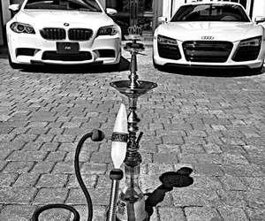 audi, bmw, and dope image