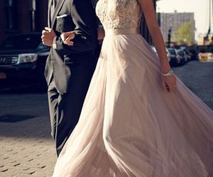 beautiful, fashion, and dress image