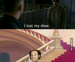 supernatural, funny, and Sam image