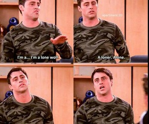 friends, Joey, and actor image