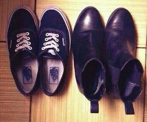 larry, shoes, and vans image