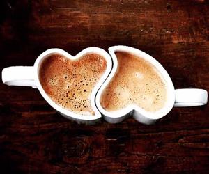 bae, coffee, and crush image
