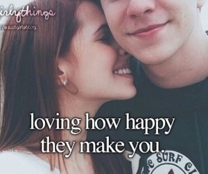 happy, Relationship, and just girly things image