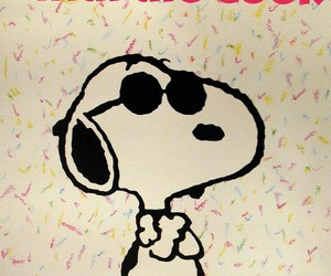 funny... snoopy.... cool image