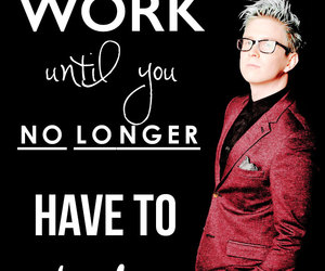 motivation, youtuber, and tyler oakley image