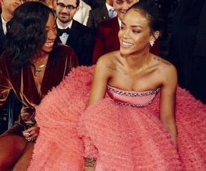 dress, grammy, and pink image