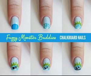 nail art, diy, and nails image