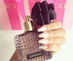 Victoria's Secret, nails, and perfume image