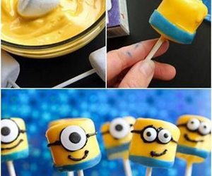 minions, food, and diy image