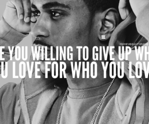 quote, text, and big sean image