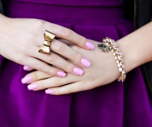 fashion, bracelet, and girly image