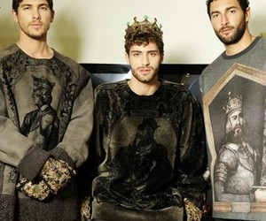 D&G, male, and noah mills image
