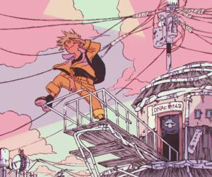 naruto, anime, and art image