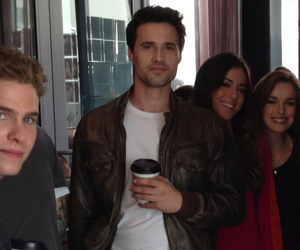 iain de caestecker, agents of shield, and brett dalton image