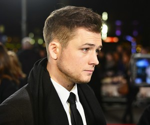 taron egerton, actor, and kingsman image