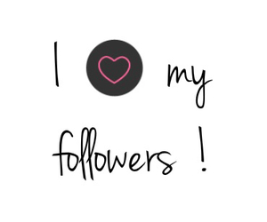 love and followers image