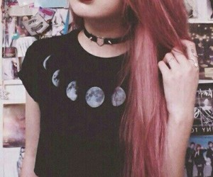 color, hair, and hipster image