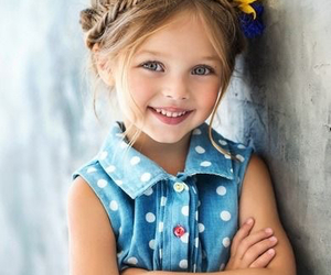 girl, beautiful, and cute image