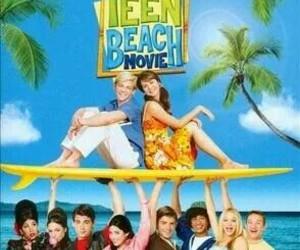 teen beach movie, magcon, and cameron dallas image