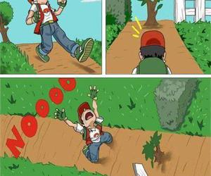 pokemon, funny, and tree image