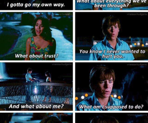 zac efron, high school musical, and HSM image
