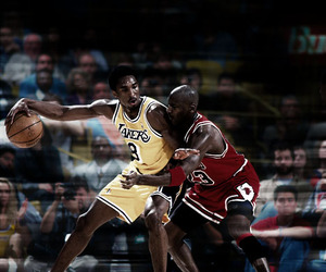 Basketball, NBA, and kobe bryant image