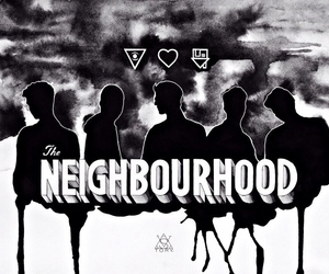 I Love You, brandon fried, and the neighbourhood image