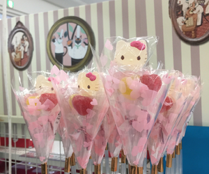 sweets, キティ, and cute image