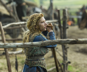 vikings, wessex, and shieldmaiden image