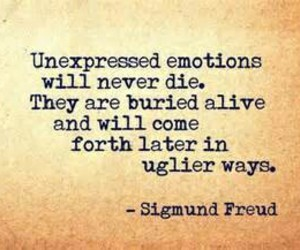 buried alive, emotions, and quote image