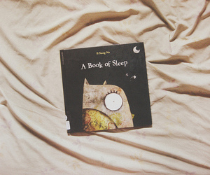 book, sleep, and photography image