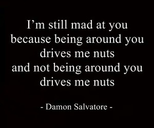 love quotes, quotes, and damon salvatore image