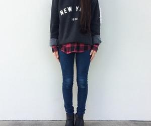 clothes, girl, and fashio image