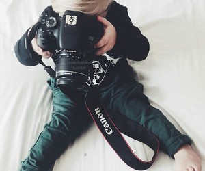 baby, cute, and canon image