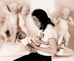 beautiful, love, and michael jackson image