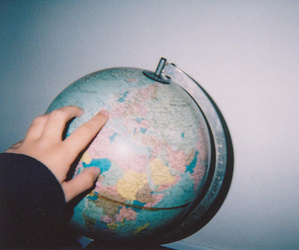 world, indie, and vintage image