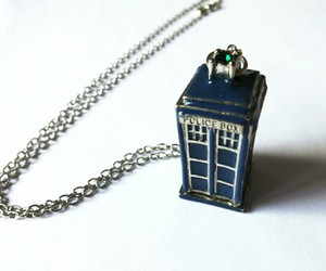 accessories, dr. who, and necklace image