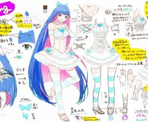 anime and stocking image