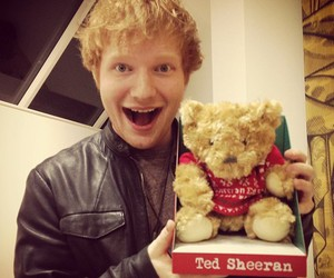 ed sheeran, teddy, and ted sheeran image