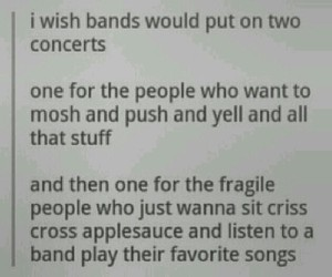 bands, concert, and music image